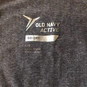 Old Navy Tops - Old Navy  Active go- dry work out tank
